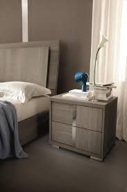Bedroom Set In Salt Oak Tivoli Bedroom Set With Storage And Lighting System By Alf Da Fre