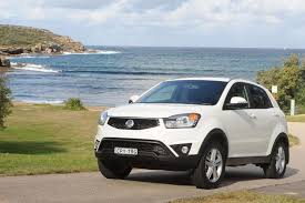ssangyong ssangyong korando 2014 review carsguide