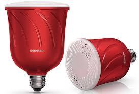 Led Light Bulb Speaker 4 Products That Show Led Light Bulbs U0026 Audio Can Play Beautiful