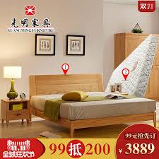 Red Oak Bedroom Furniture by China Oak Furniture Bed China Oak Furniture Bed Shopping Guide At