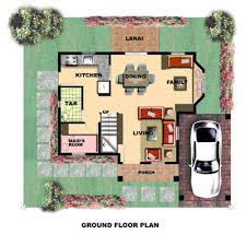 Camella Homes Drina Floor Plan Crossandra Or Emerald Model House Of Savannah Glades Iloilo By