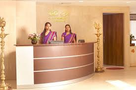 Hospital Receptionist Gg Super Speciality Hospitals Gastroenterology Clinic In