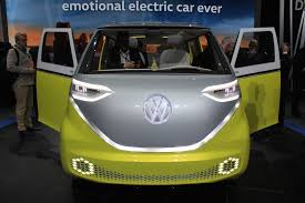 volkswagen buzz price report volkswagen i d buzz microbus approved for production