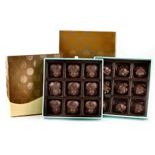 chocolate plagues of frogs locusts gift box set passover