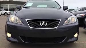 lexus sedan 2007 pre owned grey 2007 lexus is 250 sport auto awd indepth review