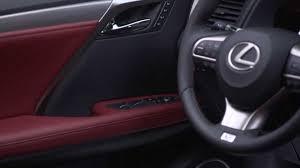 lexus is350 f sport dimensions 2016 lexus rx 350 f sport interior design automototv deutsch