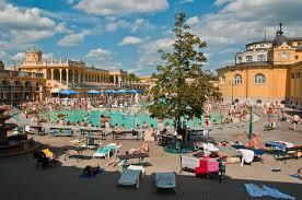 bagno termale e piscina széchenyi budapest terme bagni széchenyi in ungheria