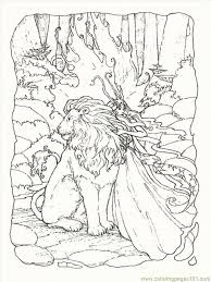 advanced coloring pages adults coloring pages fantasy