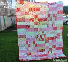 quilt pattern websites free pattern home for the holidays christmas quilt top the