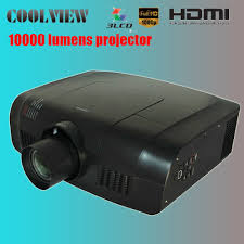 10000 lumens 3lcd 1920x1200pixels digital planetarium dome 360