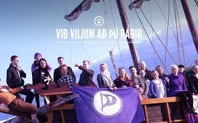 pirate party iceland s radical pirate party asked to form its next government