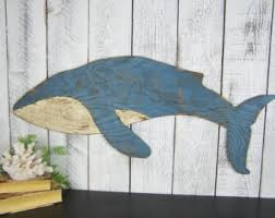 whale decoration etsy