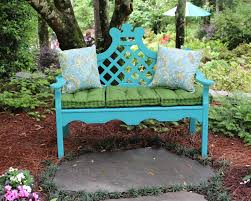 ideas for garden benches hgtv