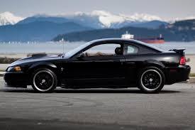 Black 04 Mustang Gt Black 99 04 With Fr500 Mustang Evolution