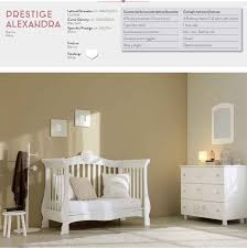 Pali Furniture Canada Baby Cot By Pali Available In White Colour Provides A Modern And