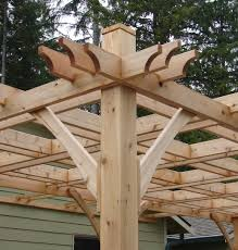 Pergola Rafter Tails by Pergola End Cuts Outdoor Goods