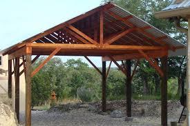 Car Port Plans Pdf Woodwork Post And Beam Carport Plans Download Diy Plans The