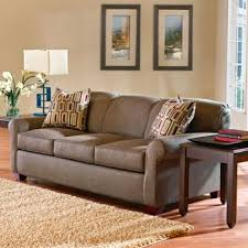 Bordeaux Nutmeg Paisley Loveseat Mason Fabric Queen Sleeper Sofa Made For Someone With Longer