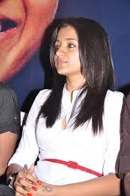 trisha hair in vtv trisha latest stills from vtv success meet in chennai hindi