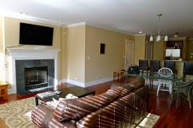 need help choosing paint color for kitchen living room combo in condo