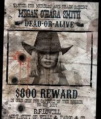 real wanted posters template examples