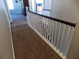 Wood Banisters And Railings Remodelaholic Stair Banister Renovation Using Existing Newel