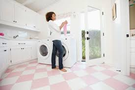 how to select the right flooring for a laundry room
