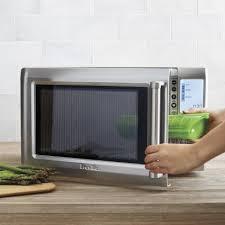 sur la table toaster oven breville quick touch microwave sur la table