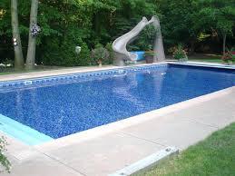 Above Ground Pool Design Ideas In Ground Swimming Pool Deck Designs In Ground Swimming Pool