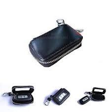 porta auto guscio porta chiave telecomando portachiavi per auto pelle