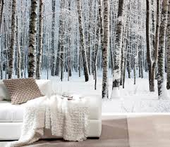 Bedroom Wall Murals by 15 Impressive Wall Mural Ideas That Bring The Outdoors In