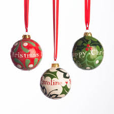 25 unique personalised baubles ideas on diy