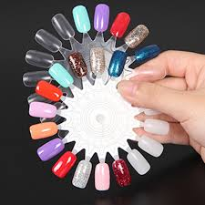 aliexpress com buy 10pcs clear false nail art tips polish
