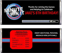 28 minute to win it template similiar minute to win it logo