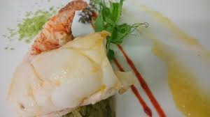hysope cuisine menu homard photo de l hysope la jarrie tripadvisor
