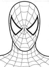 coloring cool spiderman print coloring spiderman
