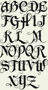 old tattoo type google search type pinterest fonts