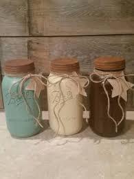 rustic kitchen canister sets small jar l rustic table l jar decor