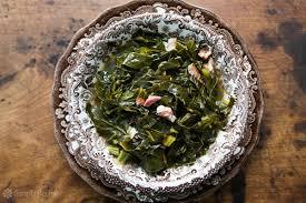 southern style collard greens recipe simplyrecipes com