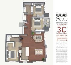 floor plans nineteen800