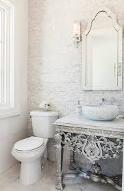 Bathroom Design Nyc by Powder Bathroom Design Juniper Drive Swarovski Crystal Sink Sits