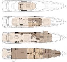 yacht floor plans 50m acico luxury yacht concept floor plan 665x617 jpg 665 617