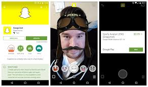 snapchat for android snapchat now charging 1 to keep lenses