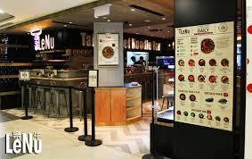 Bugis Junction Floor Plan Lenu 樂牛 Taiwan Beef Noodle Bar Bugis Junction Discovery