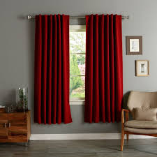 Curtains 90 Width 72 Drop Aurora Home Insulated 72 Inch Thermal Blackout Curtain Panel Pair