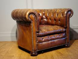 Chesterfield Sofa Brown Brown Leather Chesterfield Armchair Viverati