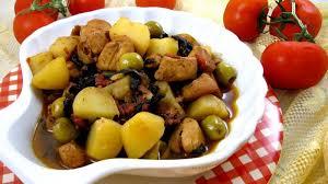 recette cuisine image cuisine corse blancs de poulet façon corse recettes