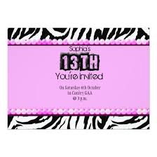 13th sweet 13 birthday party pink teal modern 5 25 5 25 square
