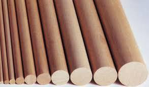 bastoni per tende in legno prezzi tipi di legno naturale bricoportale fai da te e bricolage