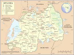 Un Map Un Rwanda U2022 Mapsof Net